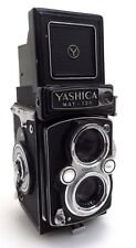 Yashica mat 124 TLR Camera 7111991 Yashinon 3,5/80mm #785506 br019