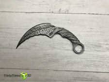 Mazikeen Blades / Maze blades / 3D Printed Plastic Prop / Lucifer
