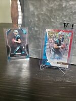 2019 Will Grier Absolute Rookie red Parallel Autograph RC Auto /30  prizm rc lot