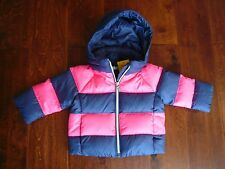 d41d95714 Ralph Lauren Baby Girls' Rugby Quilted Down Jacket Coat 3 Months