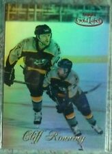 Cliff Ronning 1998-99 Topps Gold Label Class 1 RED /100 Nashville Predators