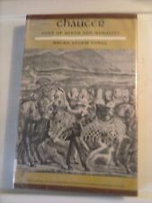 Chaucer Poet of Mirth and Morality by Helen Storm Corsa 1964 Hardcover Good Cond