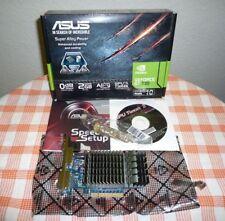 Grafikkarte ASUS GeForce GT 730 2GB DDR3,VGA,DVI,HDMI,passive Kühlung in OVP
