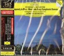 LEONARD BERNSTEIN-GERSHWIN: RHAPSODY IN BLUE; PRELUDE...-JAPAN UHQCD Ltd/Ed D73