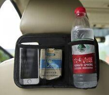 Simple easy Car Auto seat back organizer travel multi - pocket holder