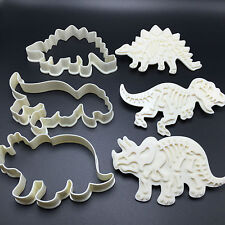 Dinosaur Dig Ins Fossil Dinosaur Cookie Cutters Set of 3