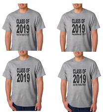 cefeca3ab93 Graduation T-shirt Class of 2019 Unisex Gildan Shirt choice
