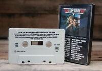 Columbia House: Top Gun Original Motion Picture Soundtrack - Cassette 1986