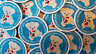 10 pack Archie Harrison Mountbatten-Windsor badge girlguide scout brownie patch