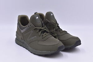 Men's New Balance Lifestyle Fresh Foam Fashion Sneakers, Olive Green, 11.5
