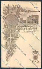 Padova Distretto Militare cartolina D6751 SZI