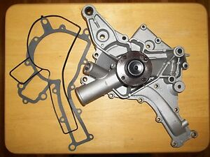 Water Pump New For Mercedes Benz C240 C320 E320 E500 ML320 ML350 S430 S500 1501