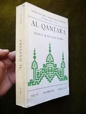 AL-QANTARA Revista de estudios Arabes Vol. 4 Fasc. 1-2