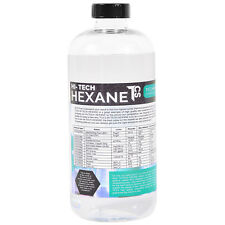 Hexane 16 Oz Very High Purity & Very High N-Hexane Percentages by Hi-Tech