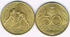 50 Olympics 1981: Hockey (c034)