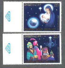 Christmas Island-1979 Christmas (mnh set 118/9