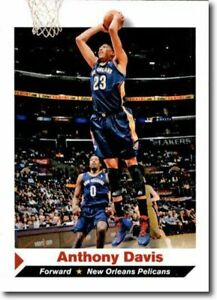 Anthony Davis 2013 SPORTS Illustrated Neuf Orleans Pélicans Carte Rookie