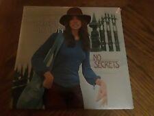 CARLY SIMON / NO SECRETS ~ 1972 Elektra Album ~ NEW MINT ~ SEALED