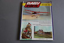 W946BABY TRAINS Train catalogue Ho 146 pages 27*21 cm F 70'