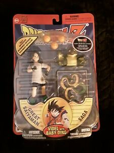 Irwin Toy Dragonball Z Videl With Baby Dino