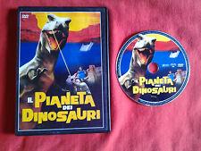 DVD Fantascienza IL PIANETA DEI DINOSAURI J.Whitworth, P.Bottaro