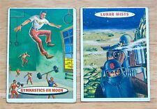 1957 Topps Space Cards - Set Break Up (One Card - Your Choice) - VG-EX