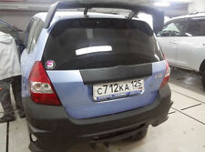 The AEROWING spoiler for Honda fit/jazz GD