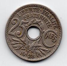 France - Frankrijk - 25 Centime 1928