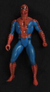"1984 Mattel Secret Wars Spider-Man Marvel Comics 4"" Action Figure"