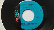 LOS BARRANQUENOS - La Gallina De Los Huevos De Oro CUMBIA RANCHERA 1973 Arcano