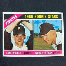 1966 Topps Set Break #498 Pirates Rookies EX-EXMINT