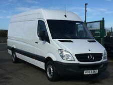 Mercedes-Benz Commercial Van-Delivery, Cargoes with Alarm
