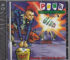 PUNK CHARTBUSTERS VOL. 3 (CD 1998) 2 DISC ALBUM !! BRAND NEW !! GERMANY IMPORTS