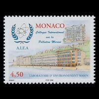 Monaco 1998 - Intl Marine Pollution Conference Architecture - Sc 2093 MNH
