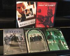 DVD Sammlung CARRIE-ANNE MOSS *** 5 Filme