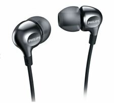 Philips Vibes In-Ear Earphones Headphones Black