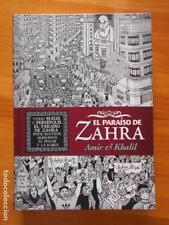 EL PARAISO DE ZAHRA - AMIR & KHALIL - NORMA - TAPA DURA (9Y)