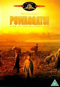 Powaqqatsi: Life In Transformation (DVD-2003,1-Disc) Region 2. Godfrey Reggio***
