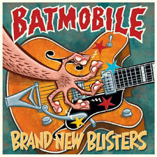 Batmobile : Brand New Blisters CD (2017) ***NEW*** FREE Shipping, Save £s