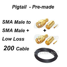7m Antena Sma Tipo Extension Cable Assy. 200 Wifi Rouer Sma Macho A Sma Macho