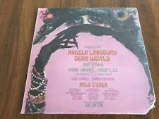 Dear World Original Broadway Cast Recording Angela Lansbury Vinyl LP 1969 NEW