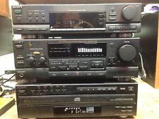 SONY LBT-D559 Hi-Fi St-d709 TA-d509 Cdp-c422m With Remote