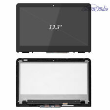 HP Pavilion X360 13-u151tu 13-u162tu LED LCD Touch Screen Replacement & Bezel HD