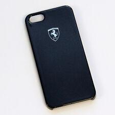 Ferrari iPhone 5 / 5S High Gloss Black Cell Phone Case by CG Mobile FESIHCP5BL