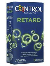 Profilattici Control Retard Preservativi Ritardanti Eiaculazione Precoce