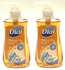 2 DIAL HAND SOAP WASH MARULA OIL MOISTURIZING 7.5 OZ NEW