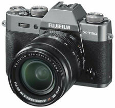 Fujifilm X-T30 Mirrorless Camera with XF 18-55mm F2.8-4.0 Lens, Charcoal Silver
