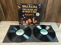 Shanana-The Golden Age Of Rock 'N' Roll-1973 Kama Sutra NI 460-1 Vinyl LP