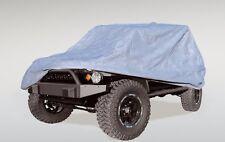 Heavy Duty Full Car Cover Jeep CJ Wrangler Yj TJ 1976-06 13321.70 Rugged Ridge