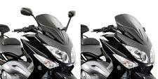 D442B GIVI Cupolino basso nero lucido per Yamaha T-MAX 500 2008 2009 2010 2011